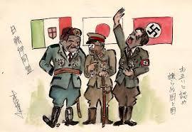 「日独伊三国同盟」の画像検索結果