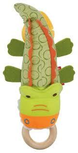 <b>Подвесная игрушка SKIP HOP</b> Крокодил (SH 307422) — купить по ...