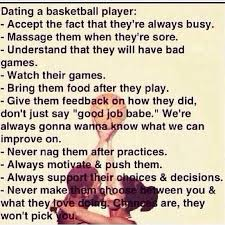 Dating a basketball player | Basketball workouts, Basketball ...