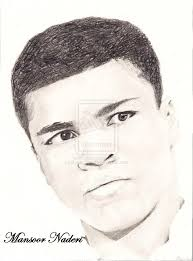 Mohammed Ali by jaysonCage24 - Mohammed_Ali_by_jaysonCage24