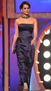 kangana ranaut is walking the ramp actress kangana ranaut