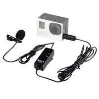 «Микрофон петличный <b>Boya</b> BY-GM10 для камер GoPro ...
