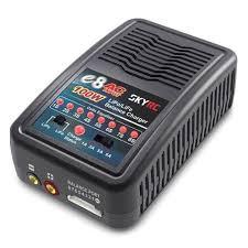 <b>Зарядное устройство SkyRC</b> E8 AC <b>Li</b>-Po:LiFe, SK-100096 ...