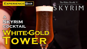 <b>White</b>-<b>Gold</b> Tower, a <b>Skyrim</b> cocktail - YouTube