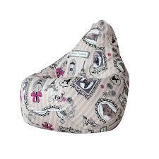 <b>Кресло</b>-<b>мешок</b> Dream <b>Candy XL</b> Жаккард недорого купить в ...