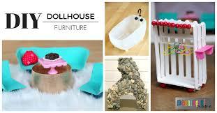 Best <b>DIY Dollhouse Furniture</b>