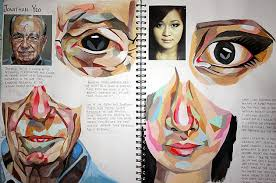 coursework a level art FAMU Online
