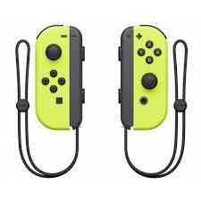 <b>Nintendo</b> Switch <b>Joy</b>-<b>Con</b> Pair <b>Neon</b> Yellow