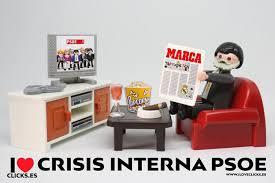 Resultado de imagen de cRISIS PSOE