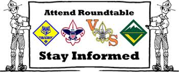 Image result for Boy Scout roundtable