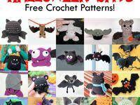 300+ Best Crochet <b>Halloween Bats</b> images   <b>halloween bats</b>, crochet ...