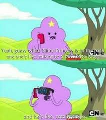 Lumpy Space Princess on Pinterest | Adventure Time, Adventure Time ... via Relatably.com