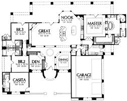 And a Guest Casita   MD   st Floor Master Suite  CAD    Floor Plan