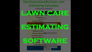 how to estimate quote a residential yard for a lawn care service how to estimate quote a residential yard for a lawn care service business