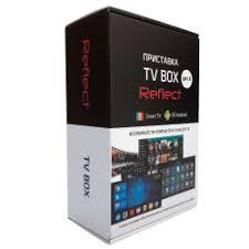 Отзывы о ТВ-приставка <b>Reflect</b> Smart <b>TV BOX</b> QW 1.8
