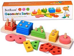 BettRoom Wooden Educational Preschool Toddler ... - Amazon.com
