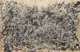 <b>Jackson Pollock</b>. Number 1A, 1948. 1948   MoMA
