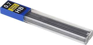 <b>Грифель</b> для механического <b>карандаша</b> 0,7 мм 30 шт — купить в ...