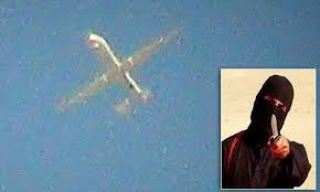 ISIS executioner Jihadi John's fear of <b>death from above</b> revealed by ...