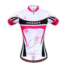<b>WOSAWE</b> Fashion <b>Summer</b> Women's <b>Cycling</b> Short Sleeve Tops ...