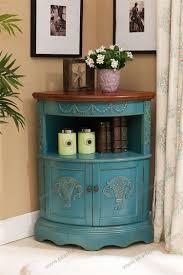 Living Room Corner Cabinets Vintage Corner Cabinets Living Room Storage Cabinets From