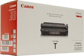 Тонер-<b>картридж Canon</b> Cartridge <b>T</b> (<b>7833A002</b>), черный, для ...