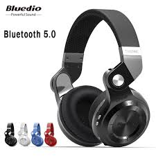Original Bluedio T2S <b>bluetooth</b> headphones with microphone ...