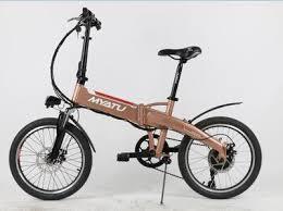 Folding <b>e</b>-<b>bike</b>