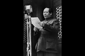 the making of modern china   photo essays   time mao zedong declares the founding of the peoples republic of china