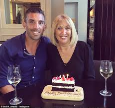 braith anasta reveals his mother kim helps out   babysitting    close bond  the former rugby league star confessed he no longer pulls     all