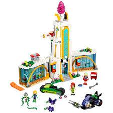 <b>LEGO</b> DC <b>Super Hero Girls Super Hero</b> High School 41232 ...