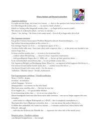 German essay writing desk plans
