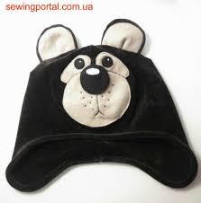МК — новогодняя <b>шапка медведя</b>! | Sewing Portal | Флисовые ...
