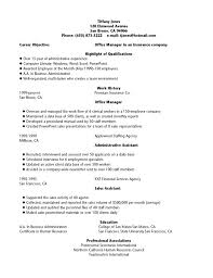 s assistant experience in examples of resumes for high school    high school resume samples