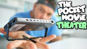 New <b>Mini Portable Pocket</b> Projector 2018 | Hukoer Review - YouTube