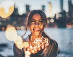 click to buy fairy lights #awesomephotostumblr | Portrait ...