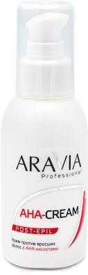 ARAVIA Professional Крем <b>против вросших волос</b> с АНА ...