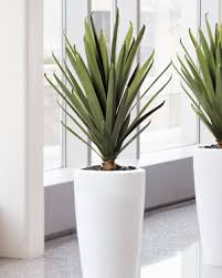 agave artificial plant artificial plants for office decor