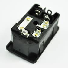 <b>IMC Hot</b> New <b>Hot</b> Sale Inlet Male Power Socket with Fuse Switch ...