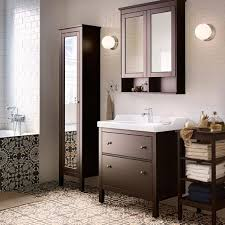 ikea hemnes bathroom mirror cabinet hemnes rattviken wash stand with two drawers hemnes high mirror cabine