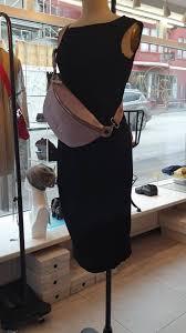 BOEL - The little <b>black</b> dress RUNDHOLZ & Bumbag <b>Mandarina</b>...