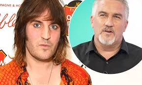 GBBO's Noel Fielding shocks with song about erections   Daily Mail ...