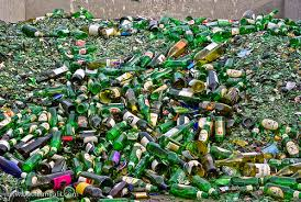 Image result for wine bottles recycling