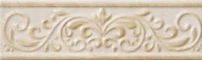 <b>Керамическая плитка ELITE</b> WHITE LISTELLO NATURA 7.2x25 ...