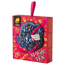 Характеристики модели <b>Чай черный Curtis</b> Drink Me! <b>Very</b> berry ...