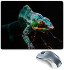 Коврик для мышки Хамелеон #2123816 от Александр