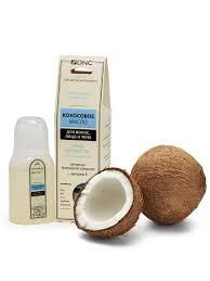 Кокосовое <b>масло для волос</b>, лица и тела, 60 мл DNC 3259664 в ...