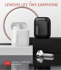 <b>Lenovo LP2</b> TWS Earphones for 14.78 USD with coupon ...