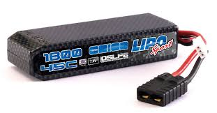 <b>Аккумулятор Team Orion Carbon</b> Sport LiPo 7.4V 1800mAh 45C ...