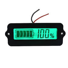 <b>Battery</b> dc 12V <b>24V</b> 2S 3S 4S 5S 6 7S <b>Lead</b>-acid Capacity <b>LED</b> ...